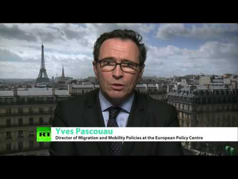 MOVING TARGETS? Yves Pascouau, Director of Migration at the European Policy Centre