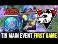 PSG.LGD vs VP - FIRST TI9 Series of Main Event - TI8 Revenge Series - FIRST Rapier on TI9 Main Event
