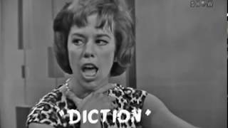 PASSWORD 1962-10-14 Carol Burnett & Mitch Miller