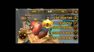 Multi Car Mechanic Garage - Classics FHD Games-Android Games-Game-IGN-New Games 2018-Standard  Games