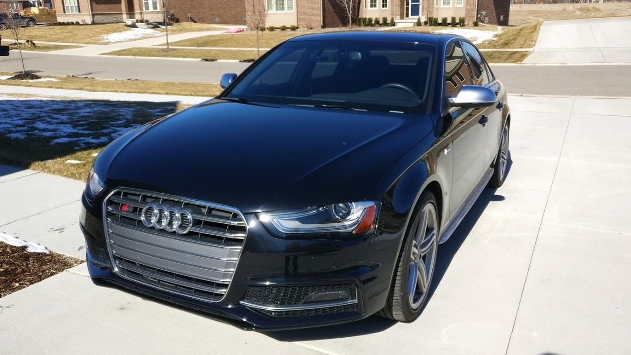 Phim22 Video Audi S4 Ownership Costs