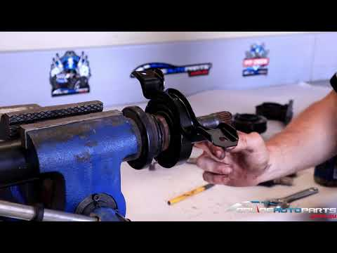 Tips on How to change Drive Shaft Centre Bearing OnlineAutoParts.com.au