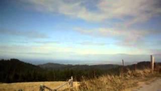 Mattole Road, The Lost Coast California part 2-Vic´s Cali 2010 Tour Day 8