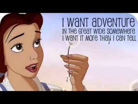 Top 6 Disney Quotes