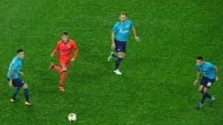Zenit 3:1 Real Sociedad / Зенит 3:1 Реал Сосьедад с трибуны Санкт-Петербург Арены