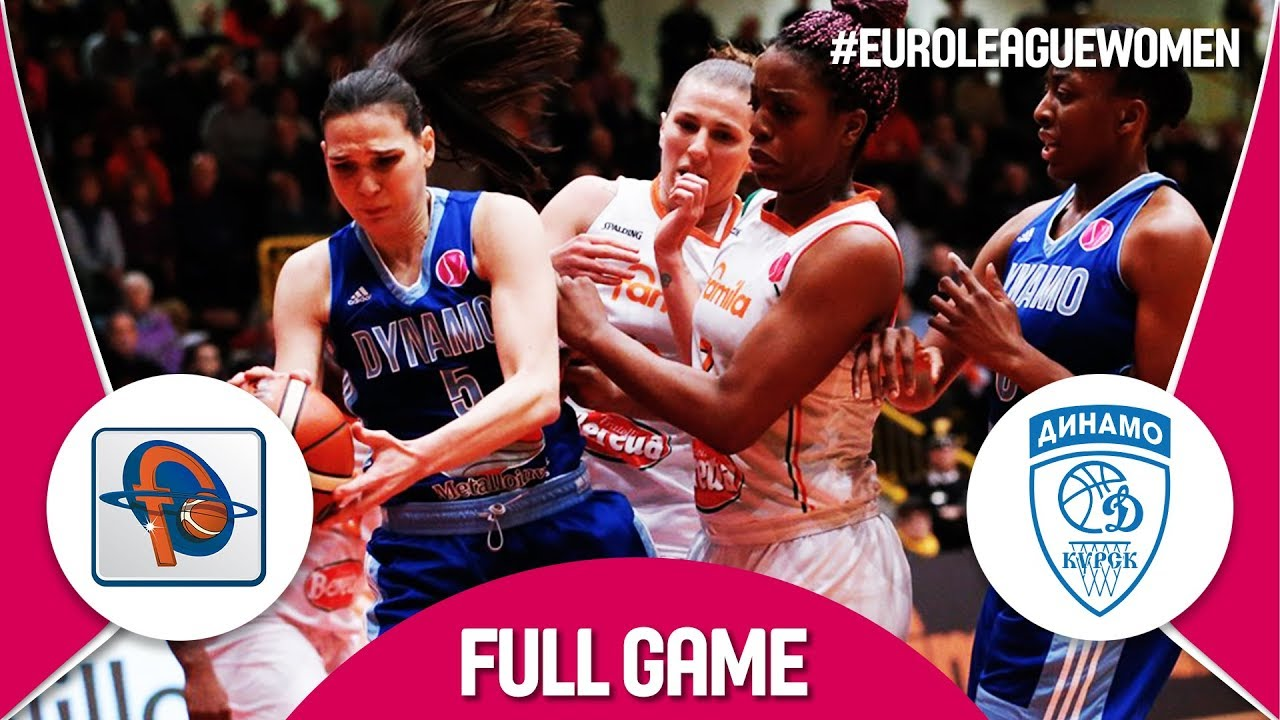 Re-watch Famila Schio (ITA) v Dynamo Kursk (RUS) - EuroLeague Women 2017-18
