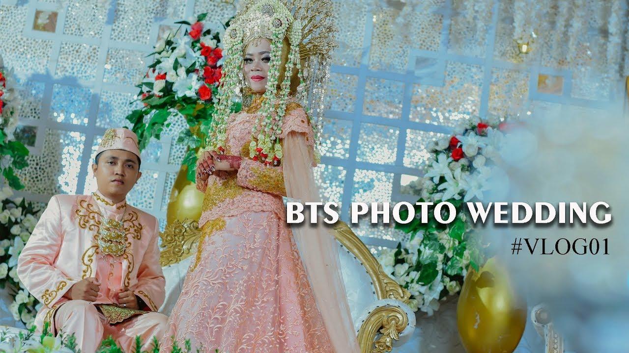 "BTS Wedding "" Laras + Rello"" | Vlog #01"