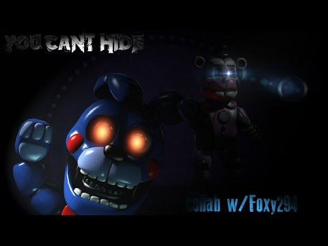 [SFM/FNaF/Collab] You Can't Hide By CK9C