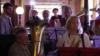 Stendaler Rolandmusikanten beim Griechen