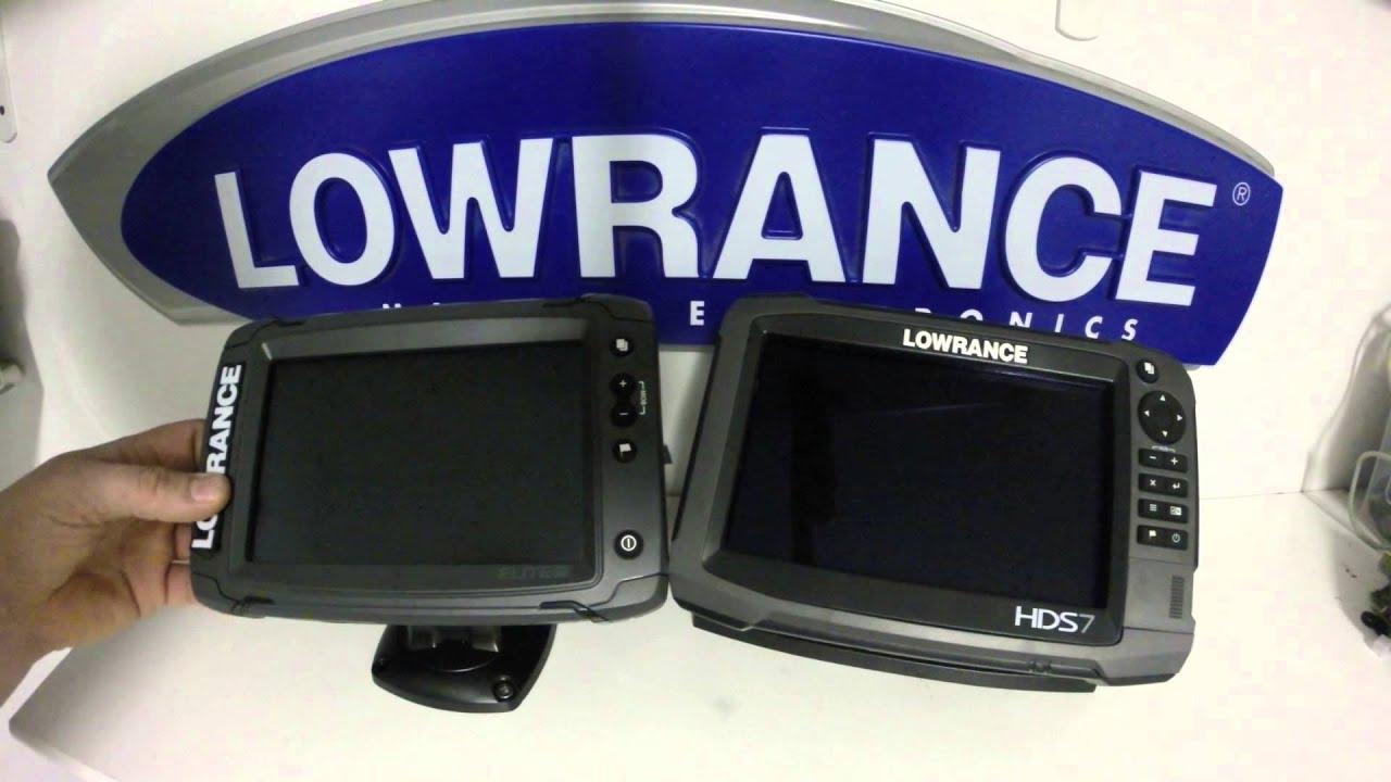 Lowrance Elite 7 Ti Pt 2 Sonar Settings Youtube
