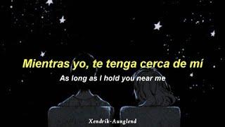 Kurt Cobain - And I Love Her ; Español - Inglés - HD ᵍᶦᶠ