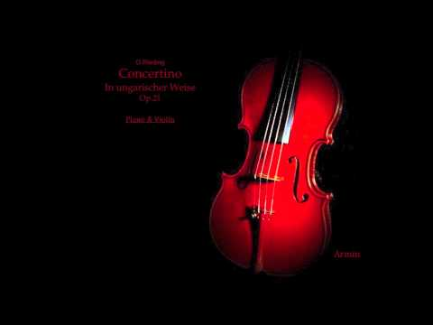 O.Rieding, Concertino In ungarischer Weise Op.21, by Armin Yousefi