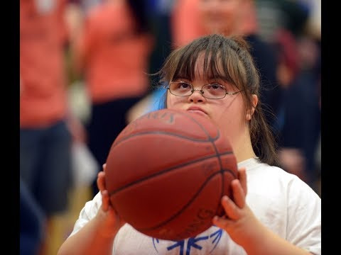 Special Olympians take over South Hadley High