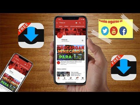 Descargar música o vídeos GRATIS!!! en iPhone, iPad o iPod (IOS) con Amerigo RÁPIDO Y FÁCIL!!!