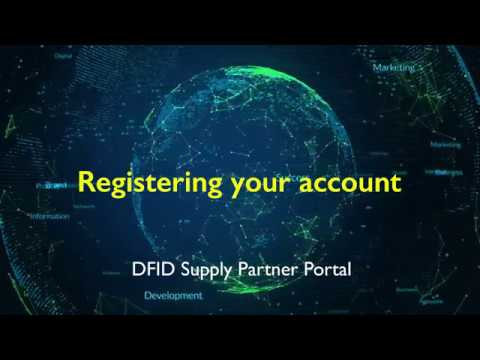 Procurement at DFID - Department for International