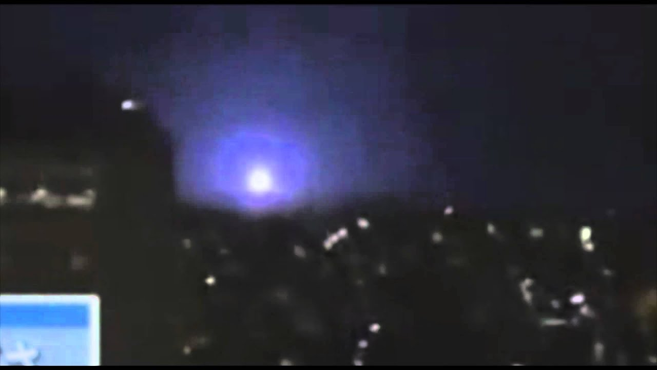 Strange Blue Light In Japan Durning Earth Quake On 04 07