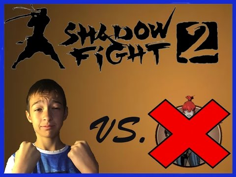 Shadow Fight 2 - АртемСолоха VS. Титан на Затмении!