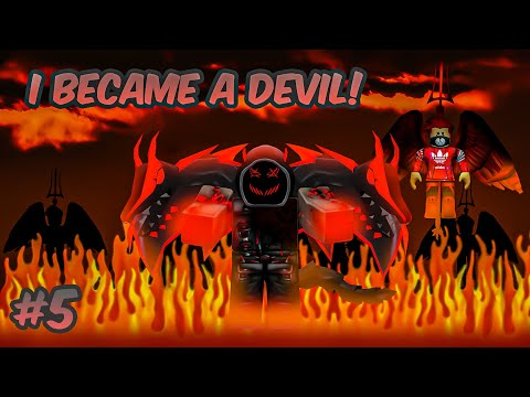 I Became The Strongest Devil In The Game! #5 (Super Power Fighting Simulator)
