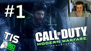 Παίζουμε Modern Warfare Remastered - #1 | H Αρχή