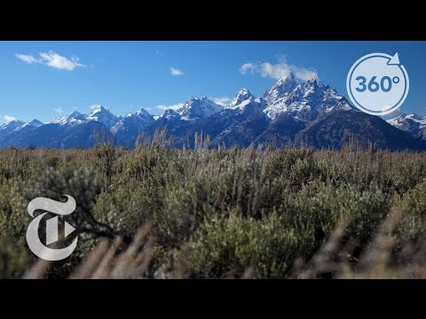 52 Places to Go: Grand Teton | The Daily 360 | The New York Times
