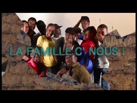 LA FAMILLE C NOUS - AU CYBER - NIGER