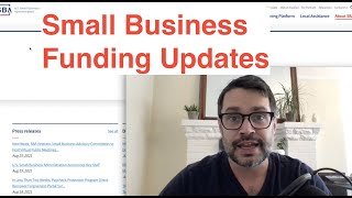 New Data and Updates for Small Business Finance thumbnail