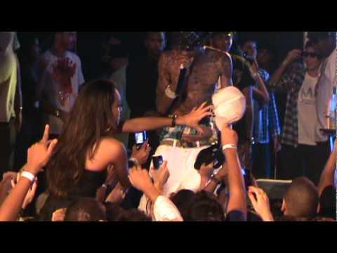 Soulja Boy - Blowing Me Kisses [Live in Rio de Janeiro - BRASIL] PART 11