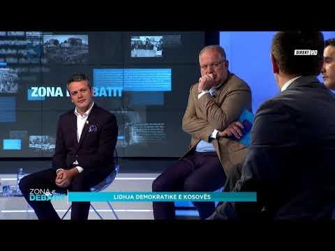 Zona e Debatit - Lidhja Demokratike e Kosoves - 19.04.2018 - Klan Kosova