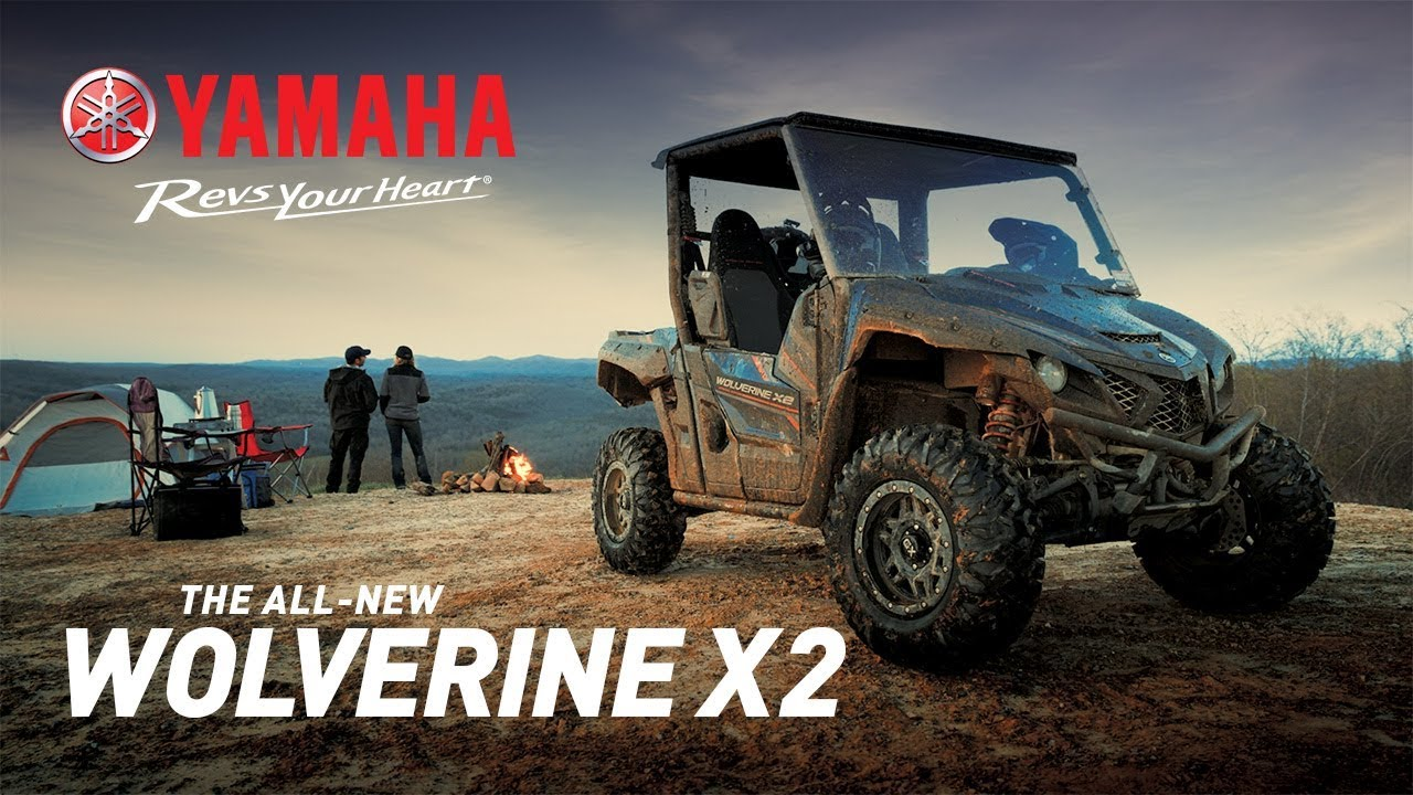 2020 Yamaha Wolverine X2 Recreation Side-by-Side - Model Home