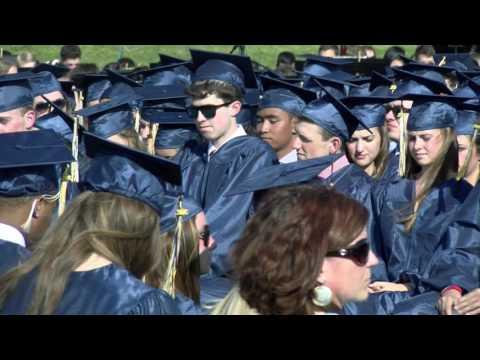 Needham High School Graduation 2016
