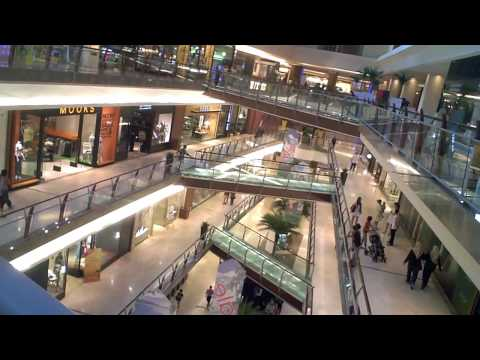 Midvalley The Gardens shopping mall in Kuala Lumpur