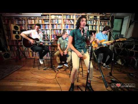 MAGIC! Live Acoustic Performance Of