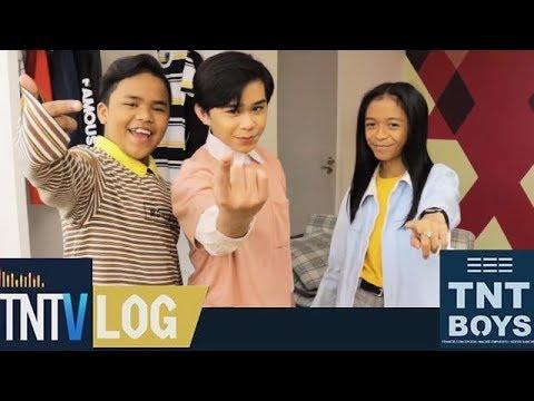 TNT Boys Vlog 4: Styled By Mackie