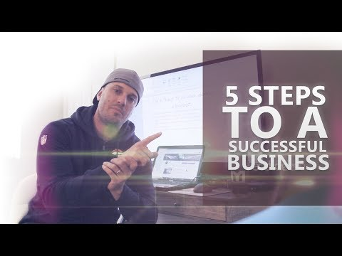 How To Start A Business: Top 5 things to do before you start a business