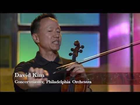 David Kim Interview (Concertmaster)