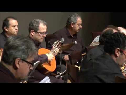 Actuación de la Orquesta de Pulso y Púa CordoPhonia de Sevilla en Nerva