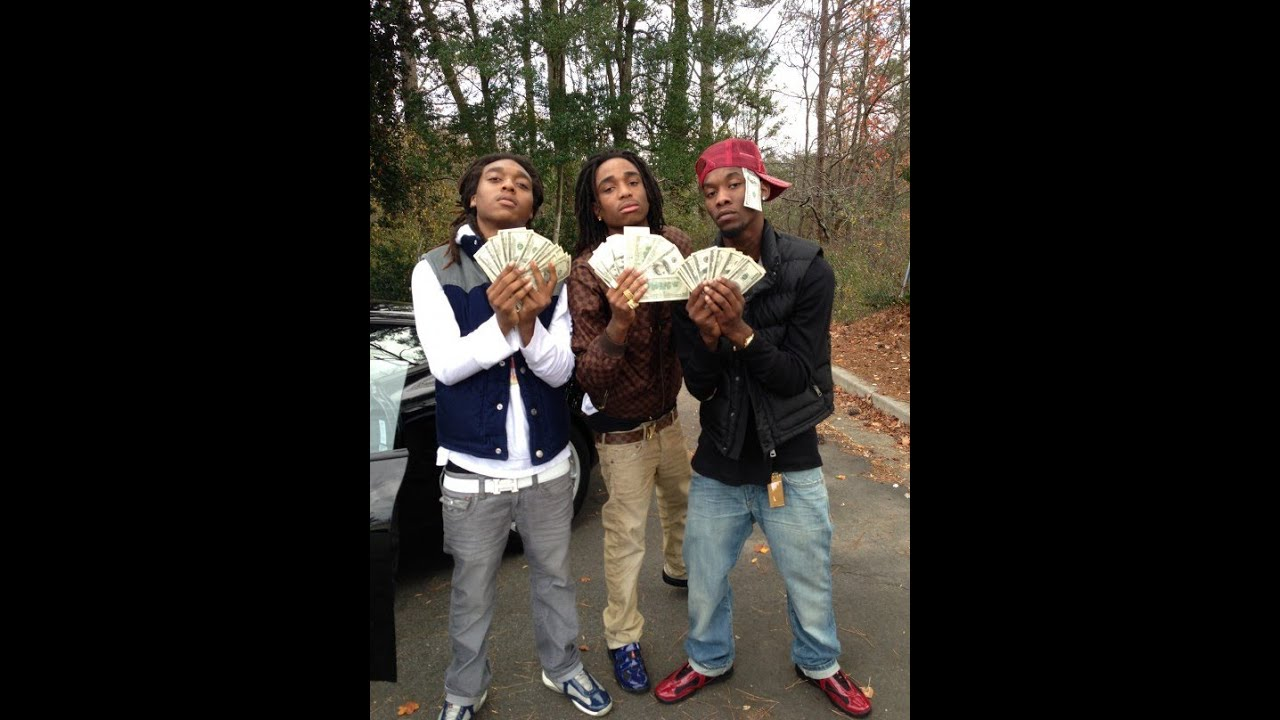 MIGOS | Offset- First Day Out #2 [FREE MIXTAPE DOWNLOAD @ DJBABY]