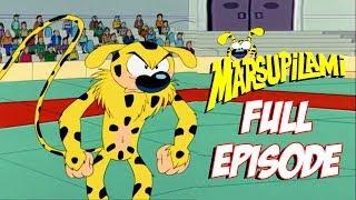 The Marsupilami and Mars  Marsupilami  ZeeKay