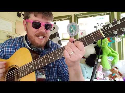 Post Malone,  Swae Lee - Sunflower // easy guitar tutorial for beginner