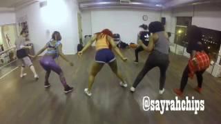 Ice prince- Boss  ||SayRah choreography