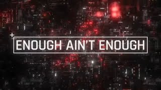 Siamese - Enough Ain't Enough feat. Rory Rodriguez (Official Video)