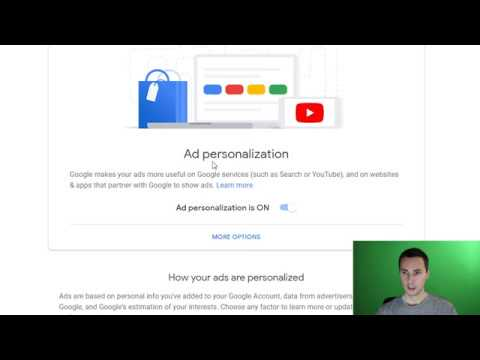 You've Turned Off Ad Personalization from Google? No I DIDN'T!