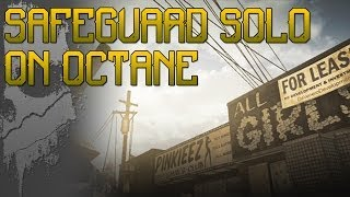 Safeguard Solo Strategy: Ep. 1 - Octane [COD: Ghosts]