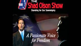 Carl on the SHAD OLSON Show - 11/12 - Current Issues - Bibilcal implications