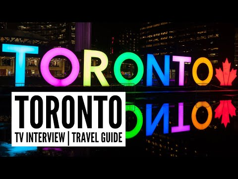 Toronto Travel Guide - The Big Bus tour and travel guide