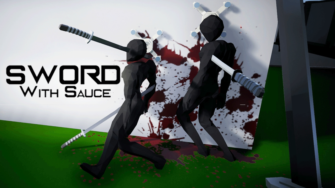 Sword with sauce game