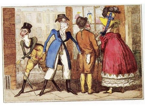 Satire, Print Shops and Comic Illustration in 18th and 19th Century London - Mark Bills