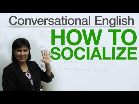 Conversation Skills - The secret to successful socializing