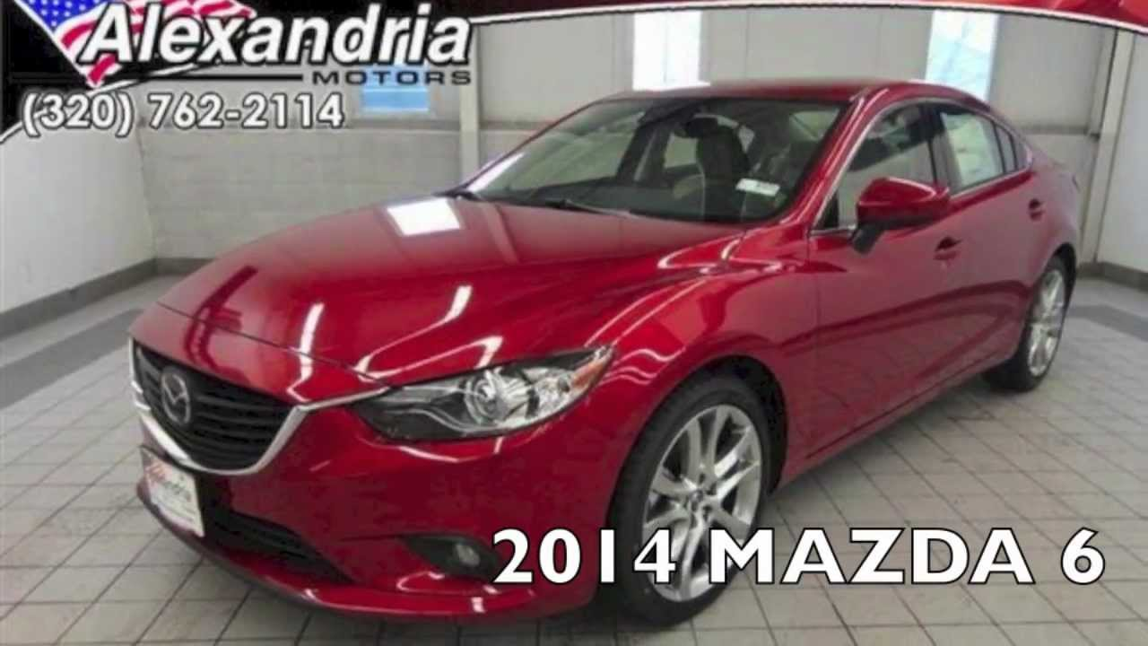 All New 2014 Mazda 6 Sedan For Sale At Alex Motors Grand