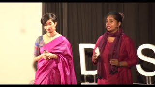 India Through The Lens of Crafts | Keya Vaswani & Nidhi Kamath | TEDxYouth@DPSGurgaon